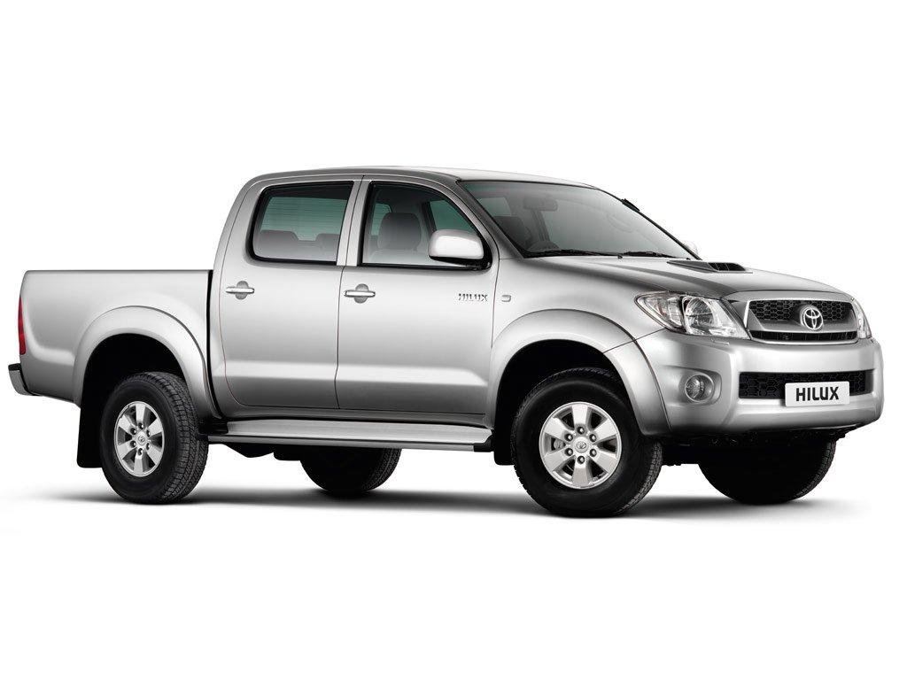 Toyota-Hilux-a noleggio a lungo termine