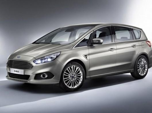 nuova-ford-s-max-2015 a noleggio a lungo termine