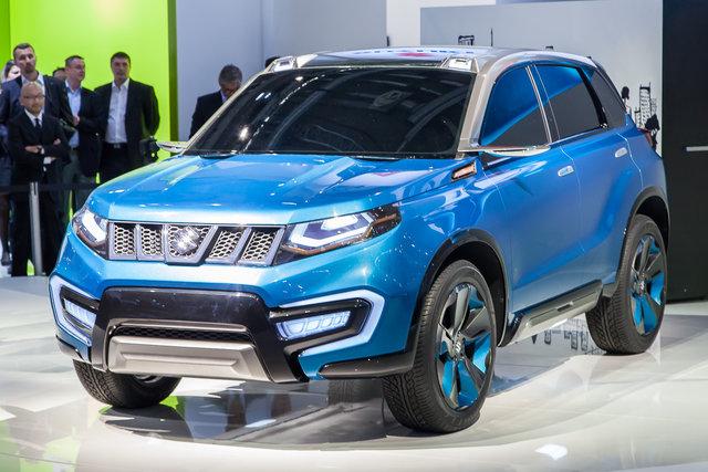 Suzuki iV-4 - Noleggio Lungo Termine