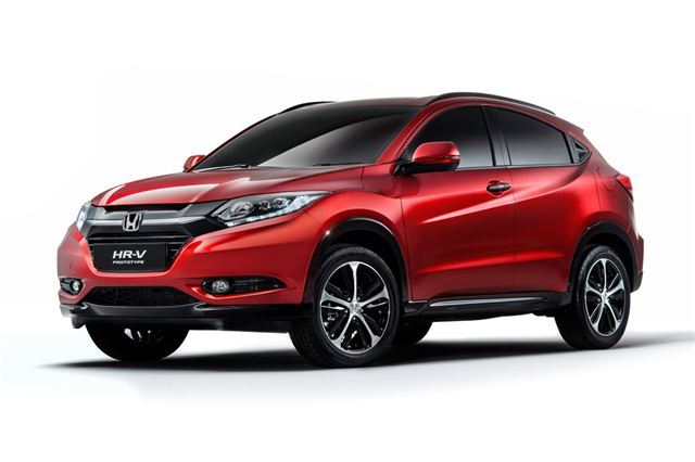 Honda HR-V noleggio a lungo termine