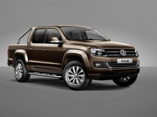 Volkswagen_Amarok_a noleggio lungo termine pick up