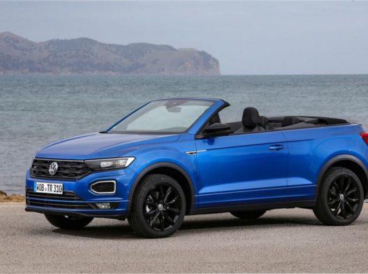 Volkswagen-T-Roc-Cabriolet noleggio lungo termine