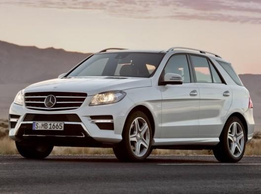 Mercedes-Classe-M