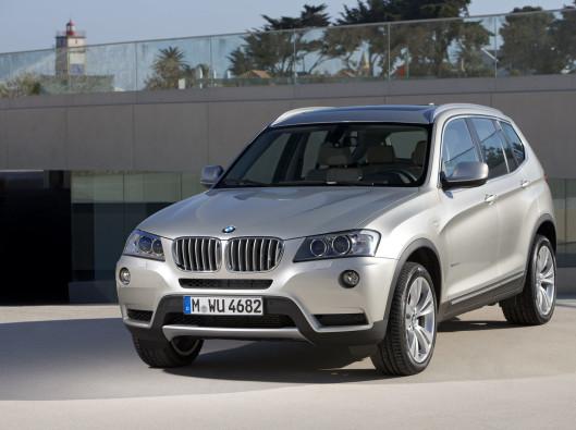 2011-BMW-X3 noleggio a lungo termine