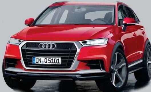 2016-Audi-Q5 noleggio lungo termine