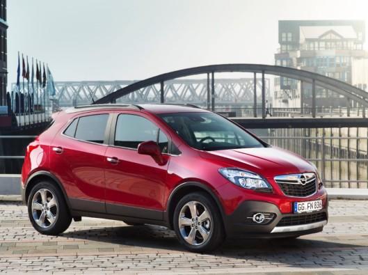 Opel Mokka prezzi