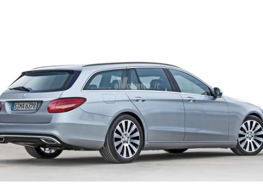 Mercedes classe E a noleggio lungo termine