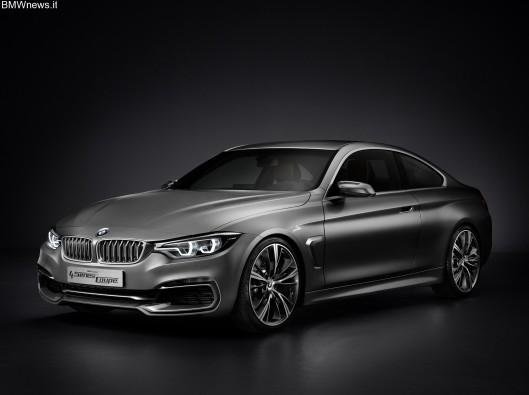 BMW Serie 4 Coupe Concept NOLEGGIO A LUNGO TERMINE
