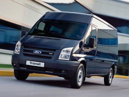 Veicoli commerciali a noleggio a lungo termine 2006 Ford Transit.
