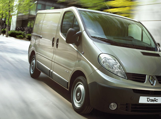Renault Trafic veicoli commerciali