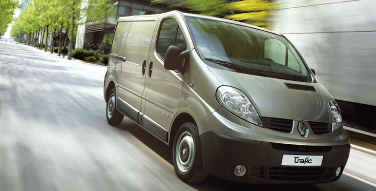 Renault Trafic veicoli commerciali