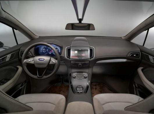 Interni Ford S-Max
