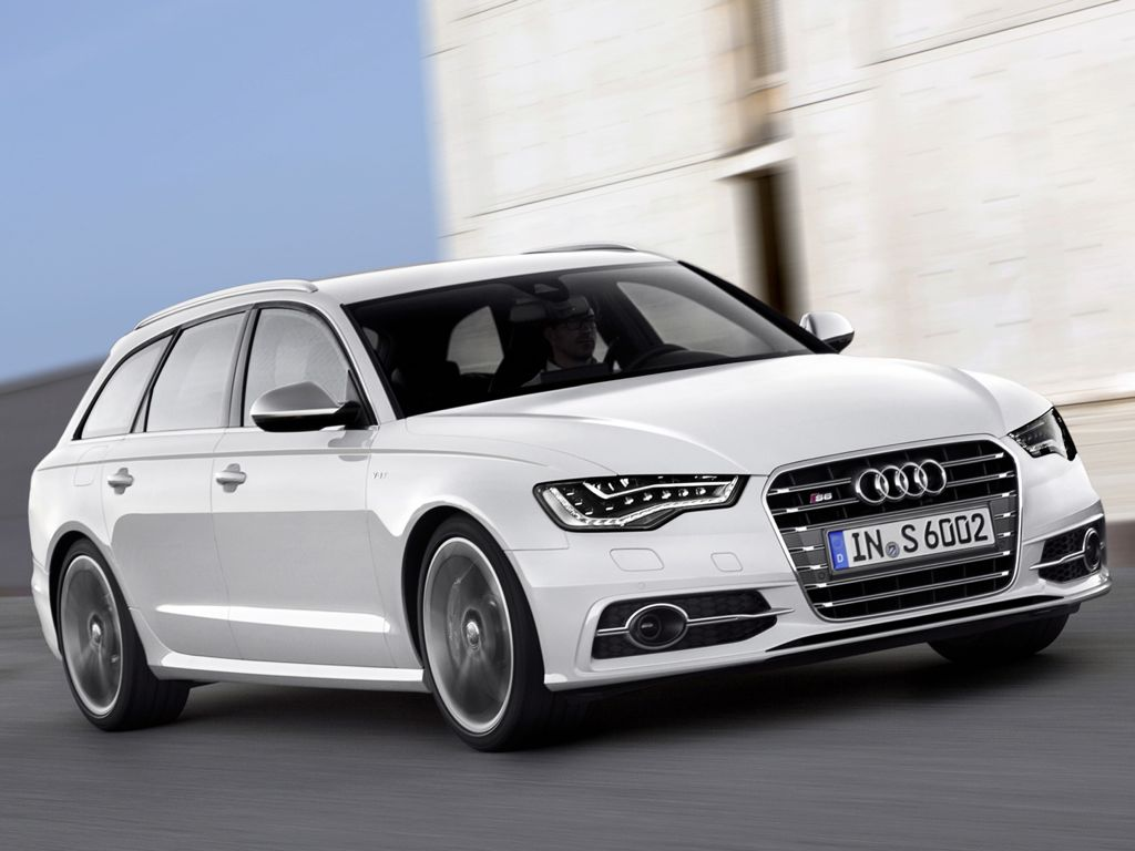 Audi S6 Avant