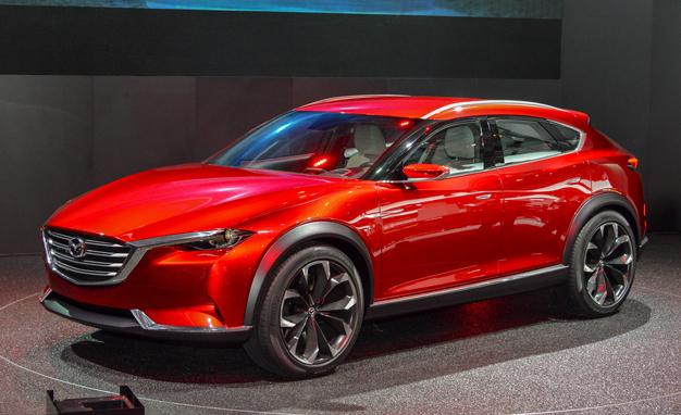 Mazda-cx6 a noleggio lungo termine