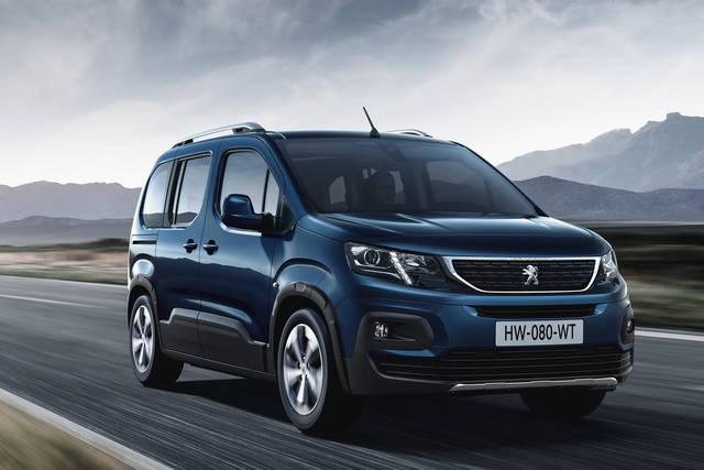 Peugeot Rifter a noleggio lungo termine