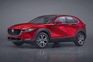 Mazda-CX-30-noleggio lungo termine