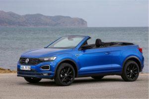 Volkswagen T-Roc Cabriolet a noleggio lungo termine