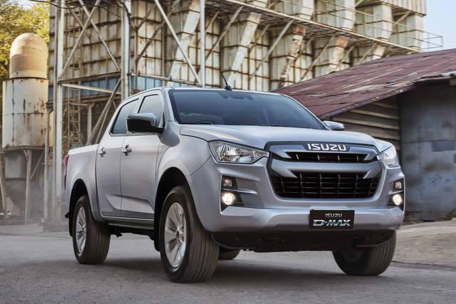 isuzu-d-max-noleggio lungo termine pickup