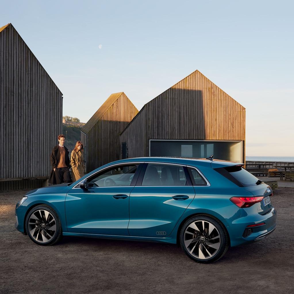 Audi A3 noleggio lungo termine privati